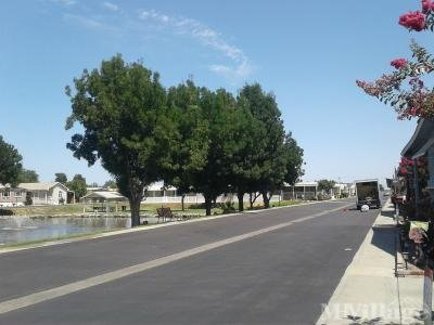 Mobile Home Park in Hanford CA