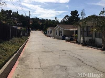 Mobile Home Park in Lakeside CA