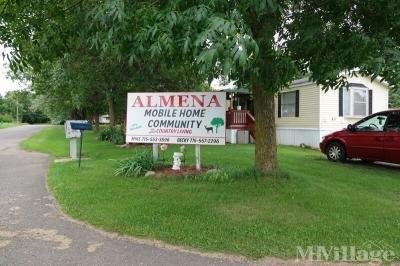 Mobile Home Park in Almena WI
