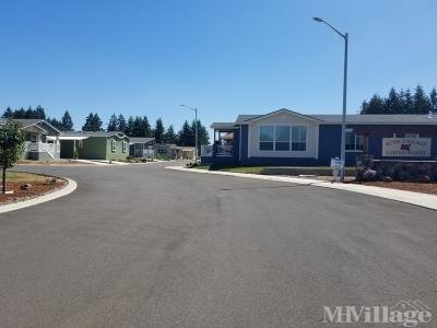 Mobile Home Park in Oregon City OR