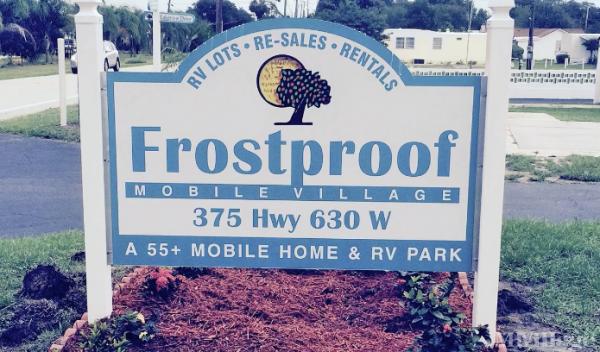 Photo of Frostproof Mobile Village, Frostproof, FL