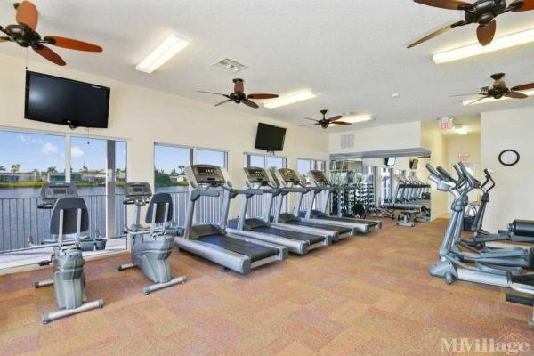 Well-Equipped Fitness Room