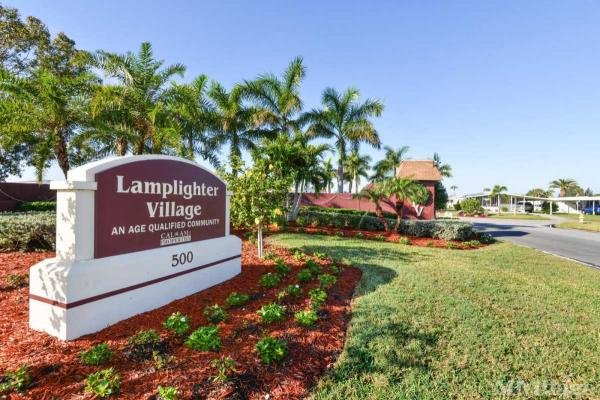 Welcome to Lamplighter Village
