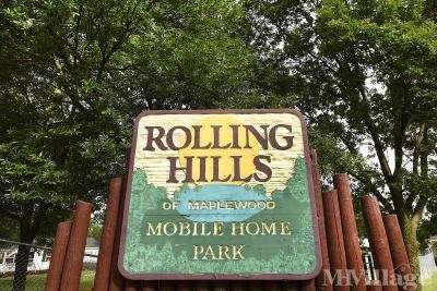 Mobile Home Park in Maplewood MN
