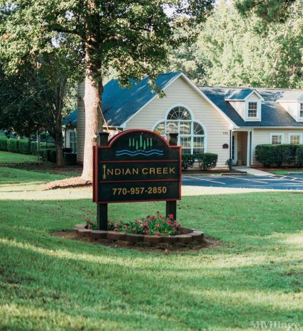 Photo of Indian Creek Mobile Home Community, Locust Grove, GA