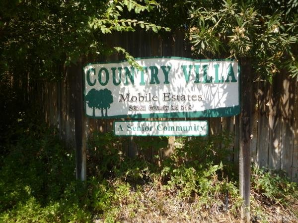 Photo of Country Villa Estates, Esparto, CA