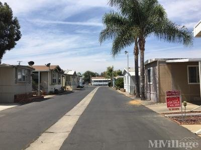 Mobile Home Park in Ramona CA