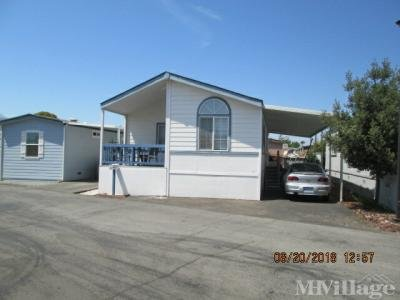 Mobile Home Park in Gilroy CA