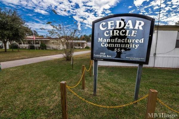 Photo of Cedar Circle Manufacture Home Community, New Smyrna Beach, FL