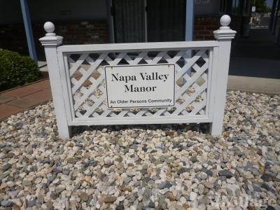 Mobile Home Park in Napa CA