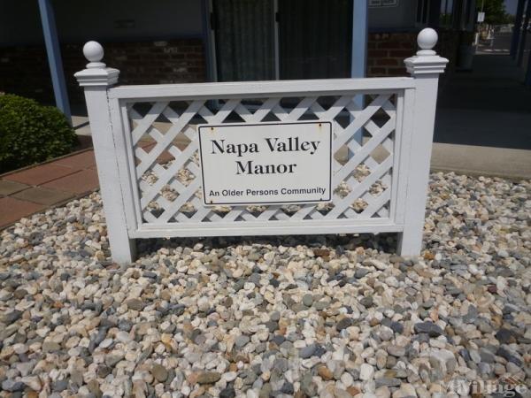 Photo of Napa Valley Manor, Napa, CA
