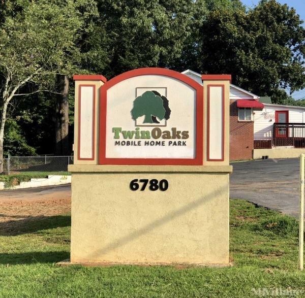 Photo of Twin Oaks Mobile Home Park, Mableton, GA