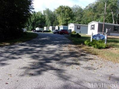 Mobile Home Park in Mansfield Center CT