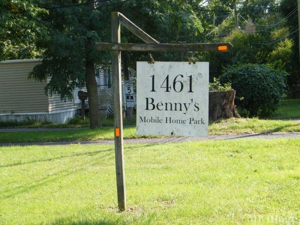 Bennys Mobile Home Park Mobile Home Park in Morrisville, PA