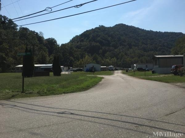 Shawnee Meadows Mobile Home Park in Logan, WV