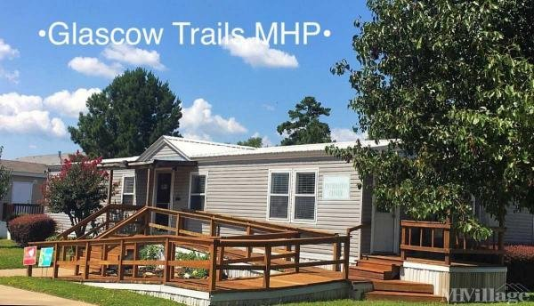 Glascow Trails Mobile Home Park in Tyler, TX