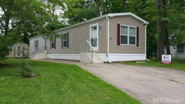Southern Terrace Mobile Home Park in Columbiana, OH