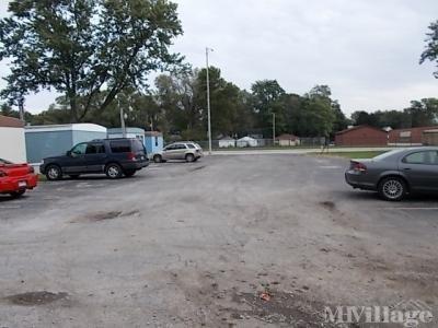 Mobile Home Park in Hazel Crest IL