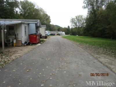 Mobile Home Park in Fountain City WI