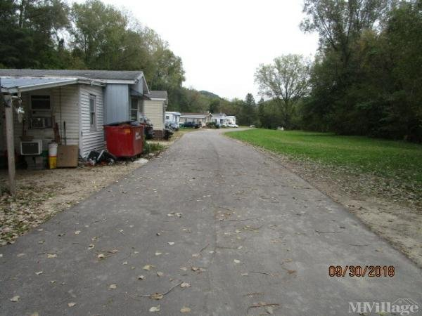 Tamke MHP Mobile Home Park in Fountain City, WI