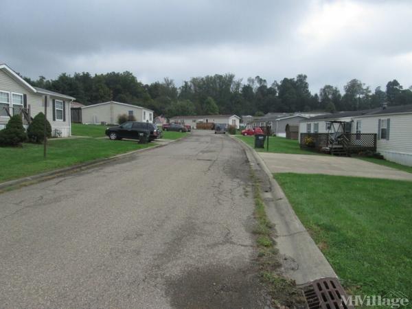 White's Woods Mobile Home Park in South Zanesville, OH