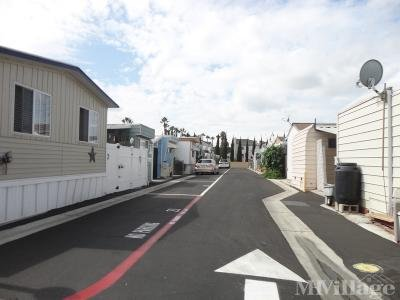 Mobile Home Park in Culver City CA