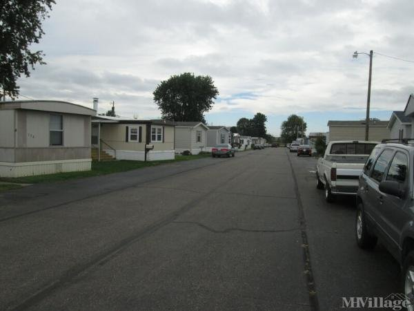 Lancaster Mobile Estates Mobile Home Park in Lancaster, OH
