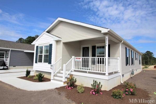Oak Forest II Manufactured Home Community Mobile Home Park in Egg Harbor Township, NJ