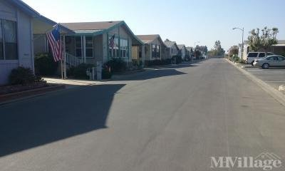 Mobile Home Park in Tulare CA