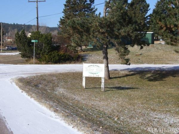 Valley View Court Mobile Home Park in Black Hawk, SD