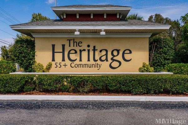 The Heritage Mobile Home Park in North Fort Myers, FL