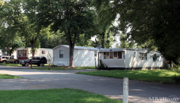 Photo of Parkwood Mobile Home Park, Winston Salem, NC
