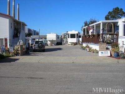 Mobile Home Park in Morro Bay CA
