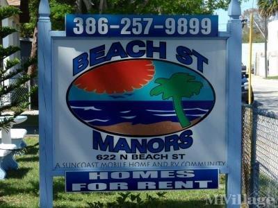 Mobile Home Park in Daytona Beach FL