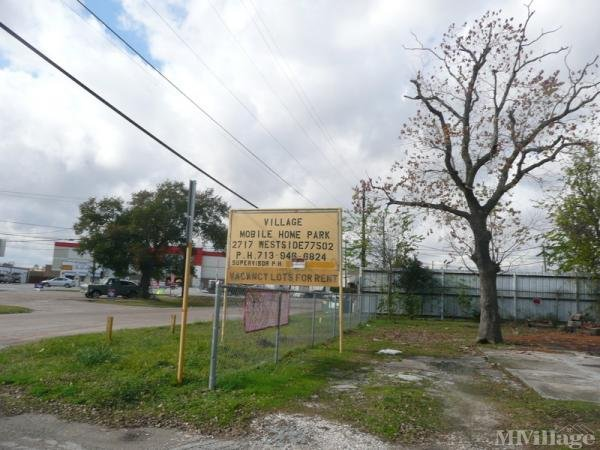 Photo of Village MHP, Pasadena, TX