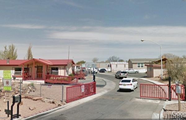 Rancho Zia Mobile Home Park in Santa Fe, NM