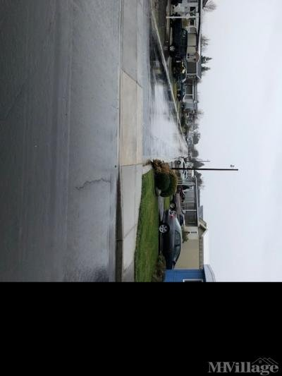 Mobile Home Park in White City OR