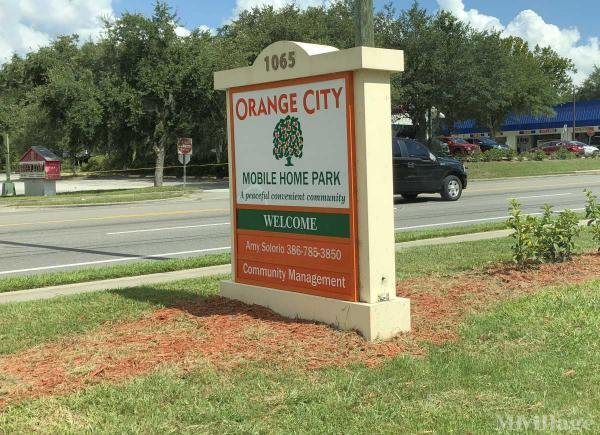 Photo of Orange City Mobile Home Park, Orange City, FL
