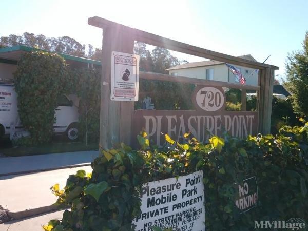 Photo of Pleasure Point Mobile Home Park, Santa Cruz, CA