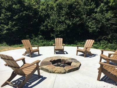 Relax at Our Community Fire Pit!