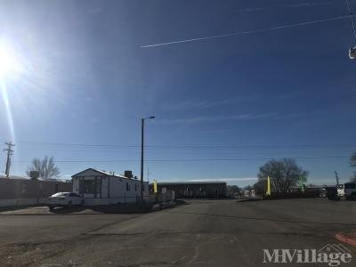 Mobile Home Park in Grants NM