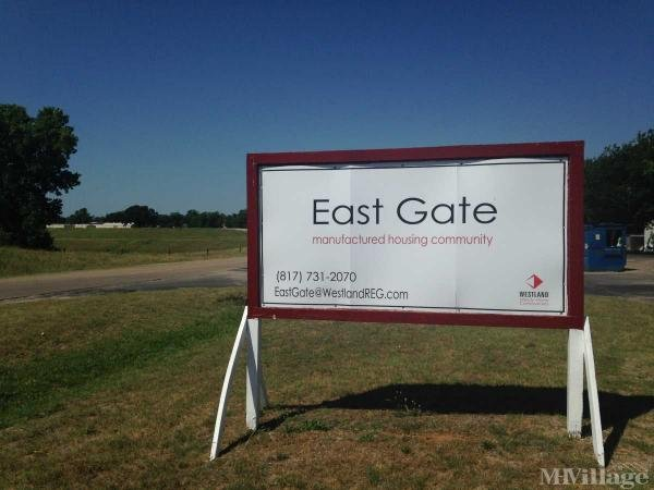 Photo of East Gate Mobile Home Park, Fort Worth, TX