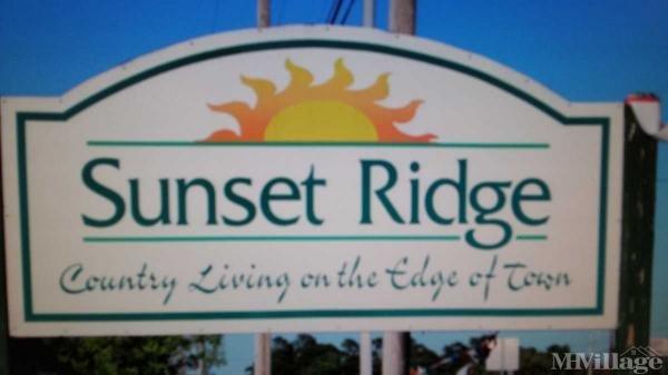 Photo of Sunset Ridge Mobile Home Park, Texarkana, TX