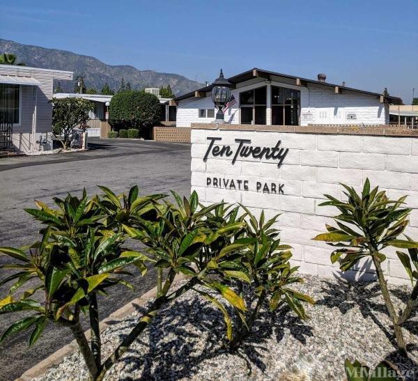 Photo of Ten Twenty Mobile Home Park, Monrovia, CA