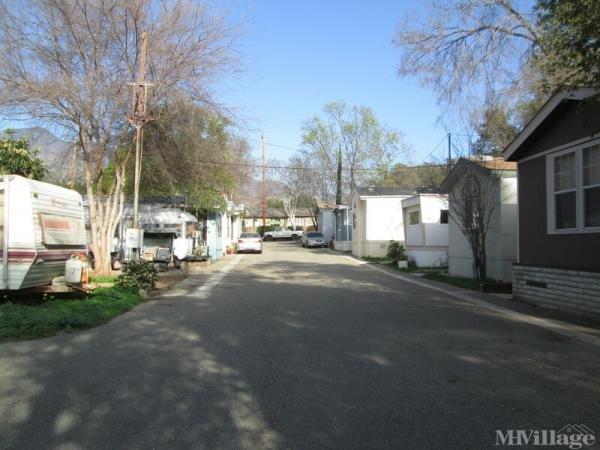 Meiners Oaks Trailer Park Mobile Home Park In Ojai Ca Mhvillage