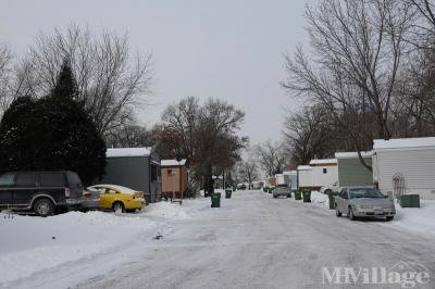Mobile Home Park in Spring Lake Park MN