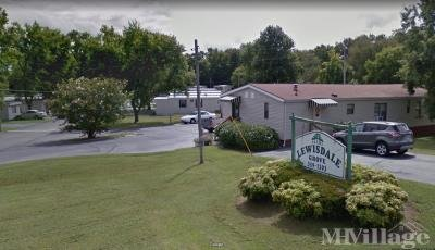 Mobile Home Park in Lewisburg TN