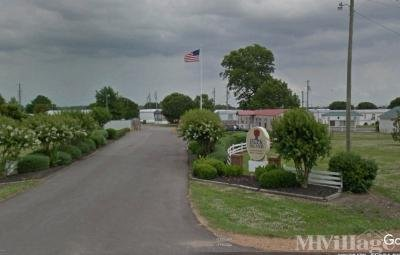 Mobile Home Park in Robinsonville MS