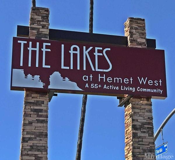 Photo of The Lakes at Hemet West, Hemet, CA