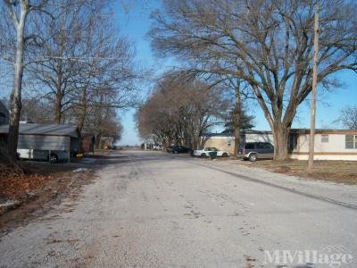 Mobile Home Park in Paola KS